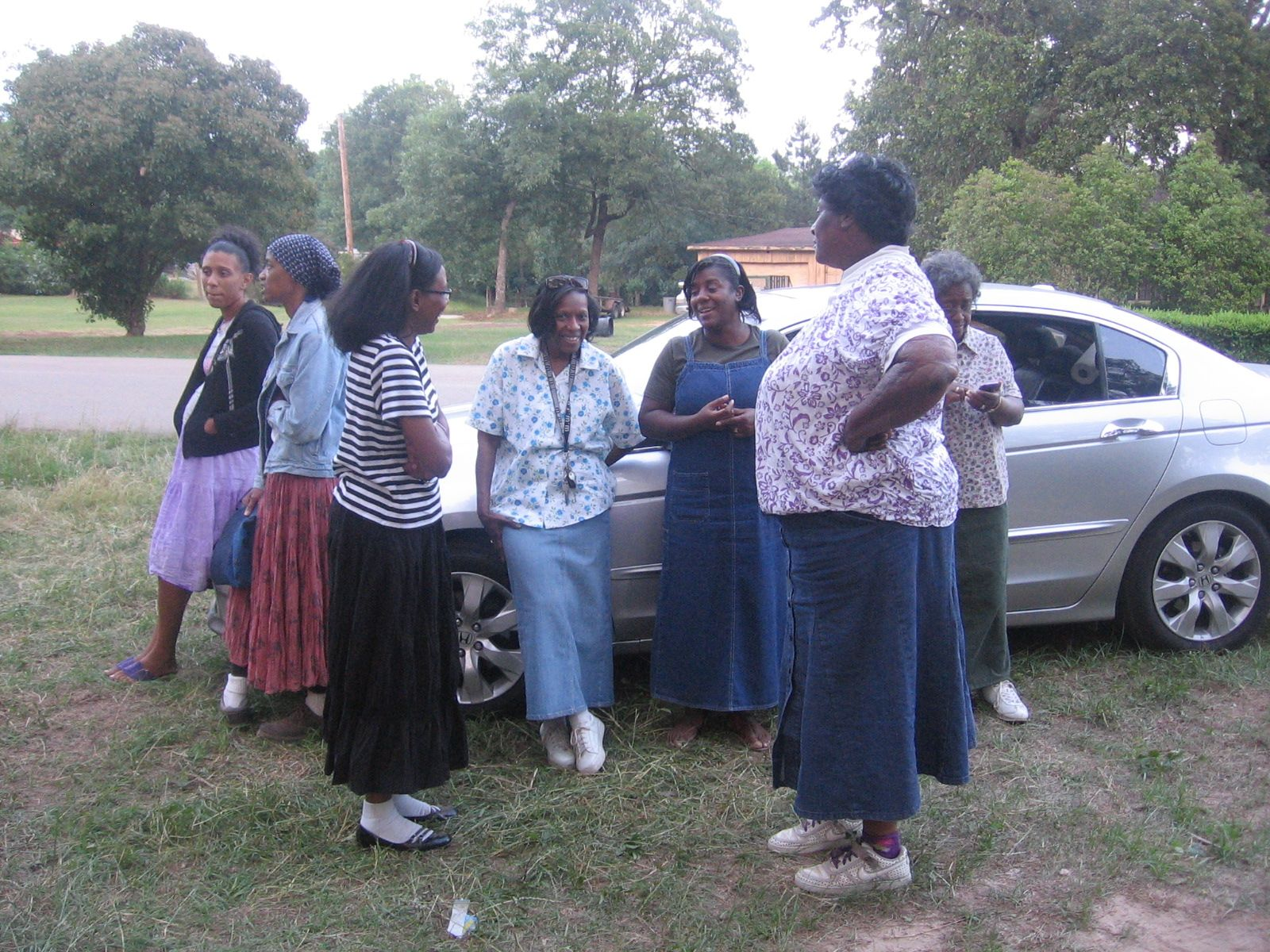 Why do Pentacostal women wear dresses and skirts? Women