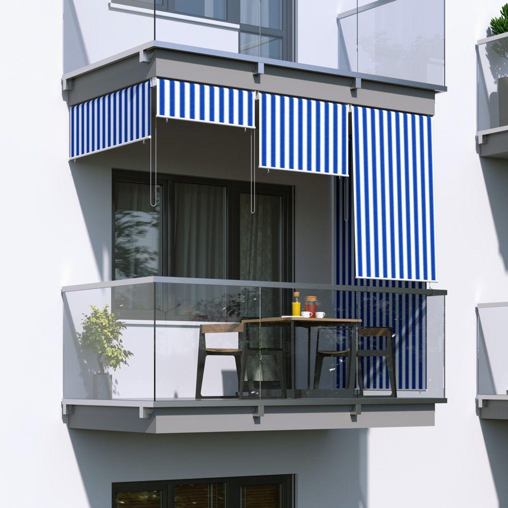Roleta na balkon/markiza pionowa Markiza balkonowa