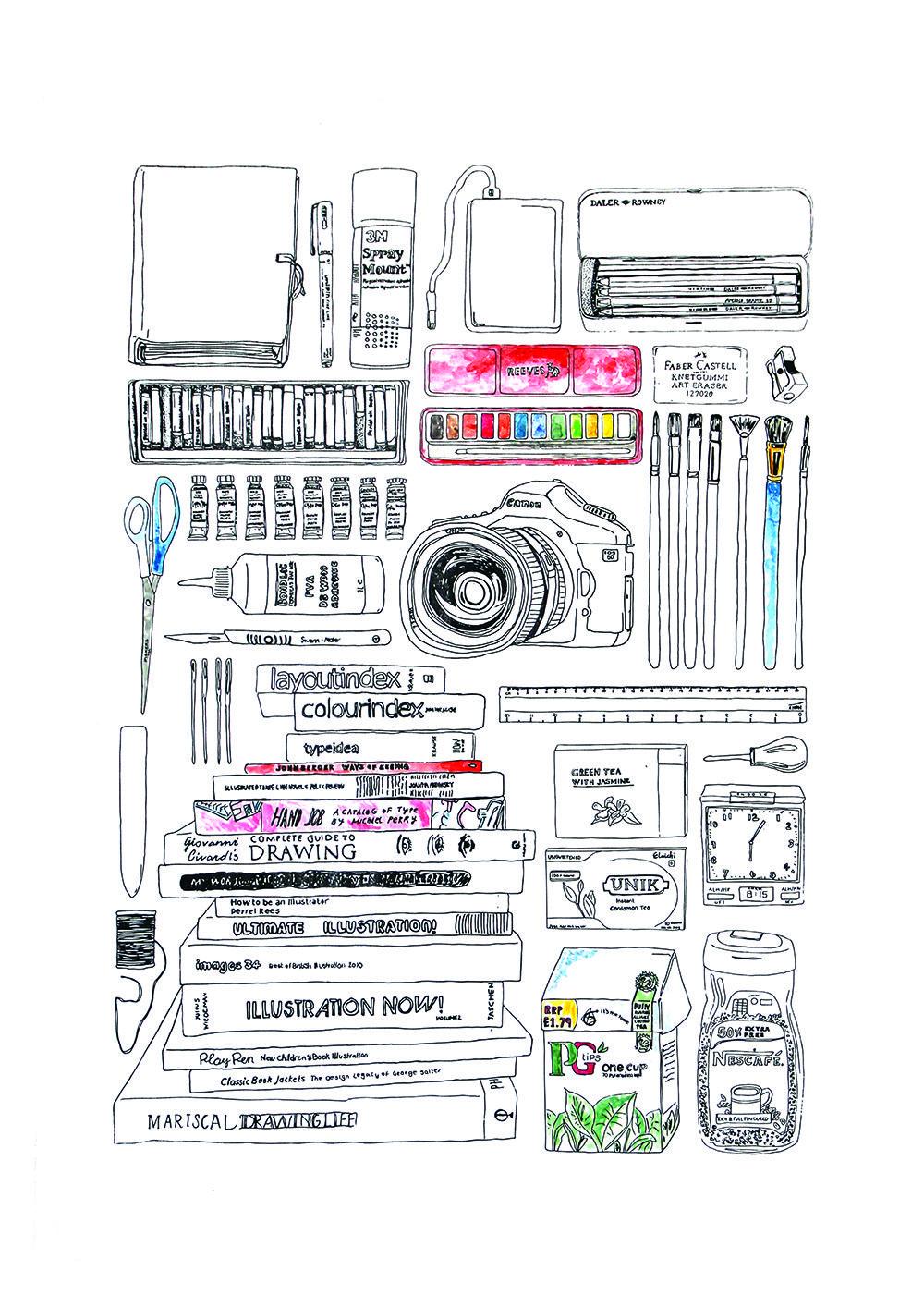Angela Sharma, BA (Hons) Graphic Design, UCA Epsom   Artsy