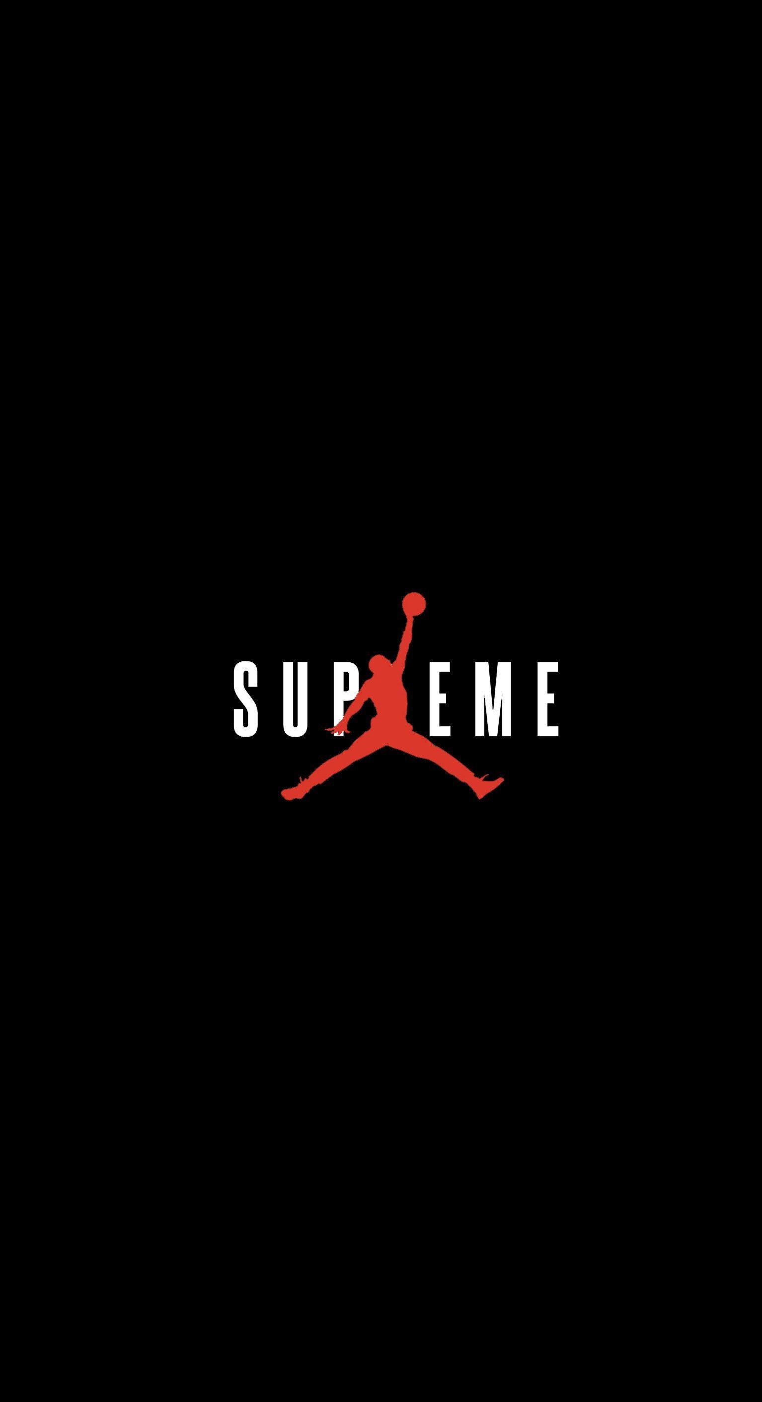 1534x2824 Jordan X Supreme Ahoodie IPhone 6S Wallpaper