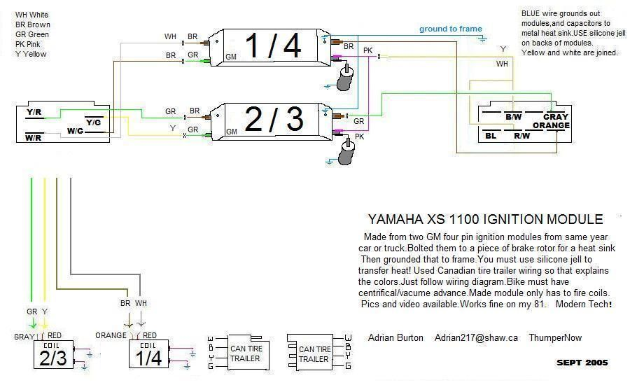 Diagram Build Your Own Tci Black Box Ignition Module From Gm Parts