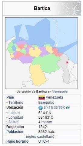Bartica Esequibo Venezuela Esequibo Es Venezuela Essequibo