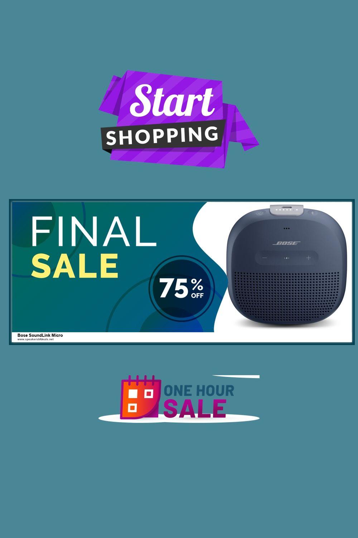 10 Best Black Friday Deals On Bose Soundlink Micro 2020 In 2020 Bose Soundlink Black Friday Best Black Friday