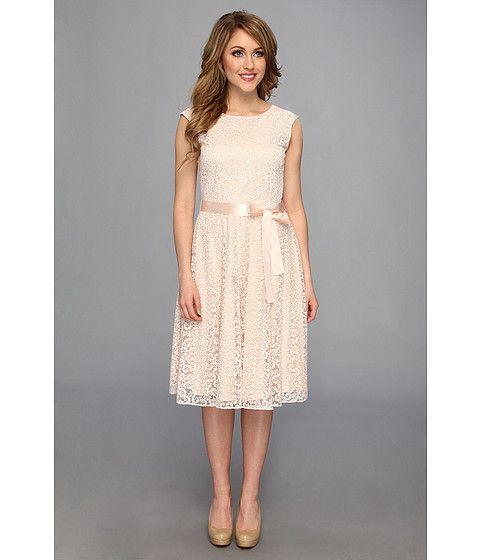 Blush Bridesmaid Dress Tahari By Asl Lucia In Pink 148 At Zos