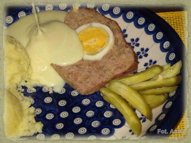 Domowa Kuchnia Aniki Sos Chrzanowy Food Breakfast Main Dishes