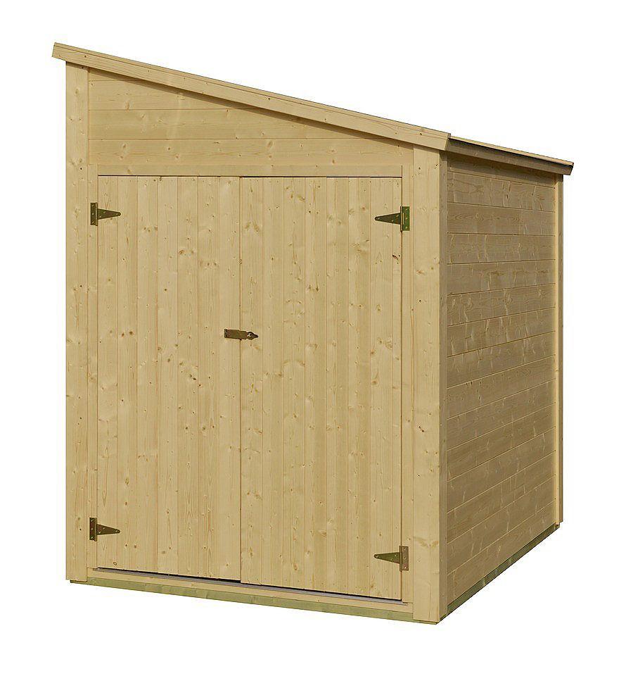 luoman fahrradunterstand bike box bxt 210x150 cm inspirationen fahrradgarage pinterest. Black Bedroom Furniture Sets. Home Design Ideas