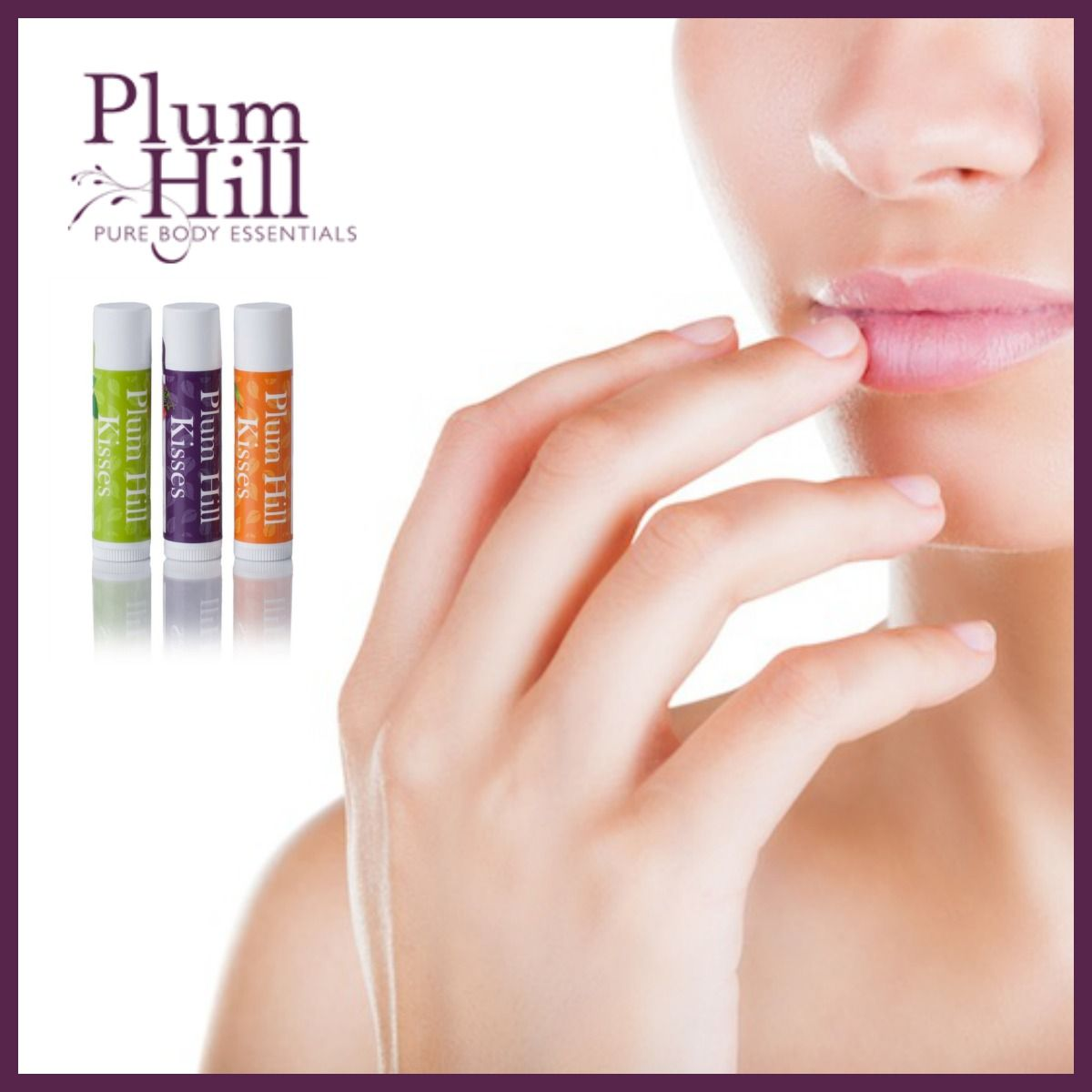 Our Natural Lip Balm Helps Soothe, Dry Cracked And Chapped