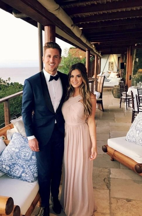 Jojo Fletcher - click through to see more celebrity bridesmaid dresses