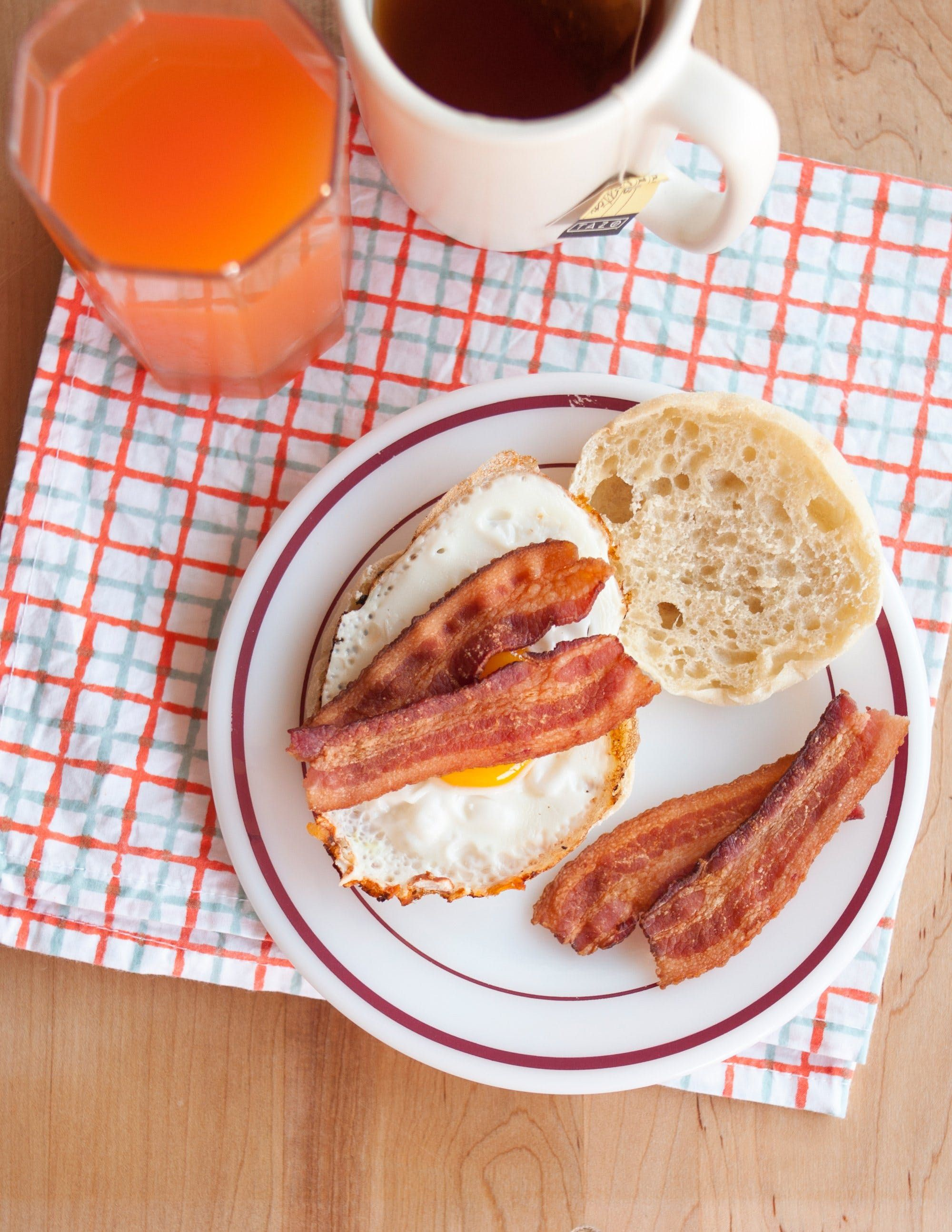 How To Cook Bacon In The Microwave Fun Trick For Cooking A College Dorm Room No Recipe Required Just Method Cleaner Than Oven And