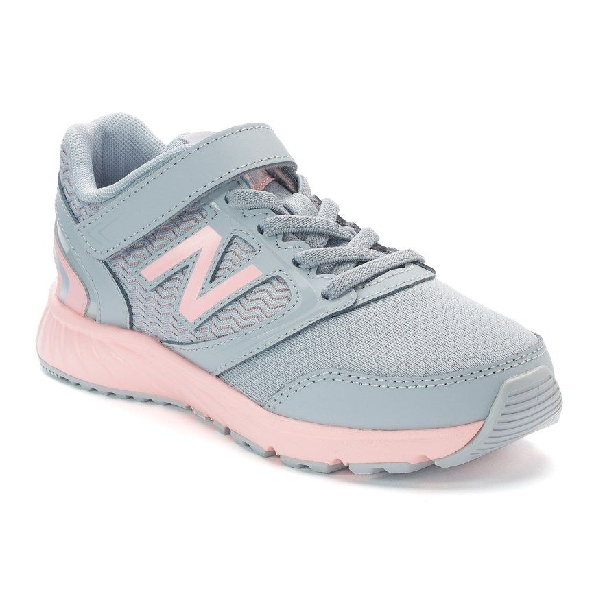 d7ad43b26a305 New Balance 455 v1 Girls' Sneakers, Size: 11, Grey | Products ...