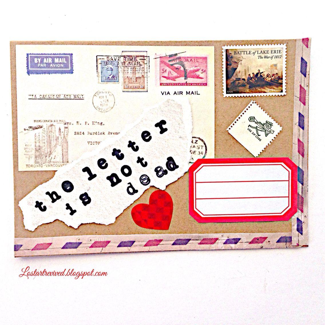 The Letter Is Not Dead Snailmail Penpals Snail Mail Pen Pal