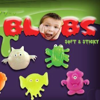 """Return Of The Blobs 1"""" Capsules"""