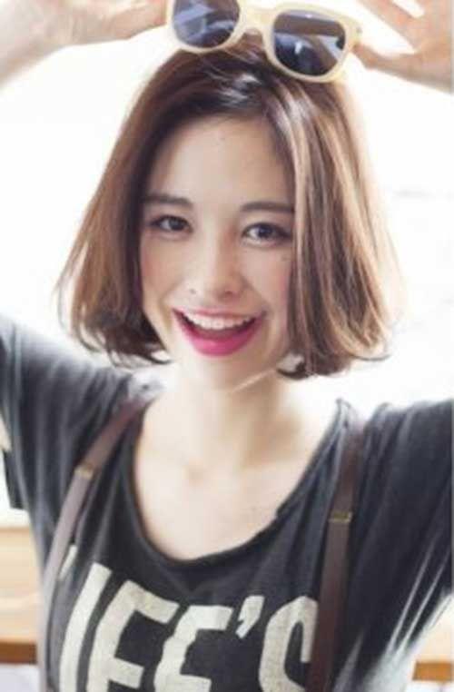 Korean bob hairstyles 2014