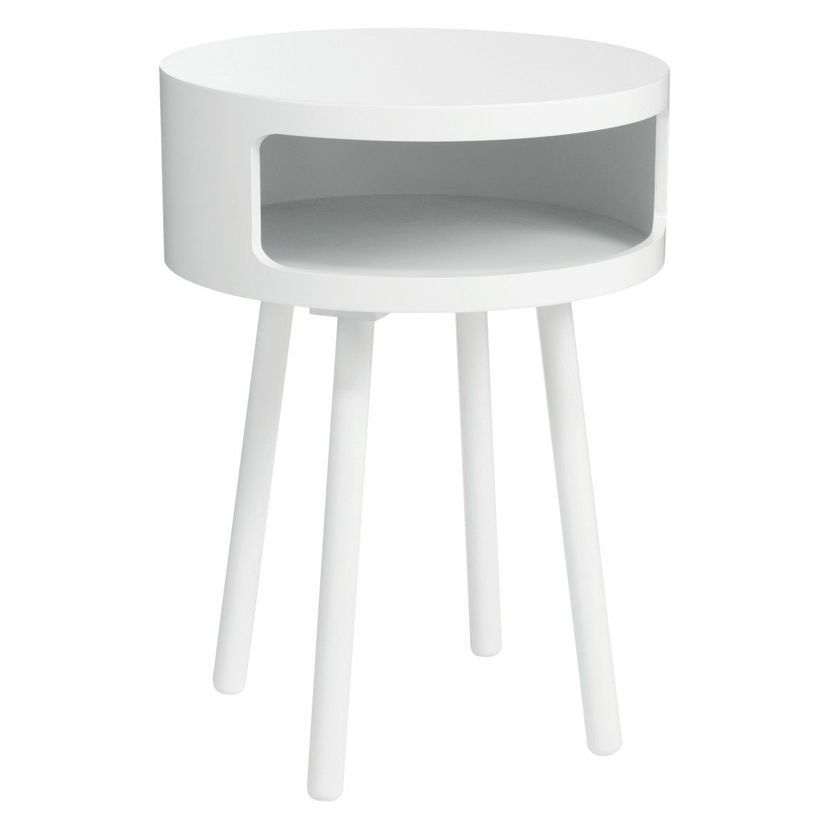 White Side Tables bumble white side table | white side tables, bedrooms and room ideas