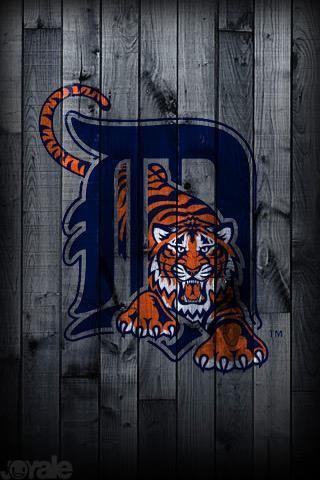 Mlb Iphone Wallpapers Detroit Tigers Detroit Tigers Baseball Detroit