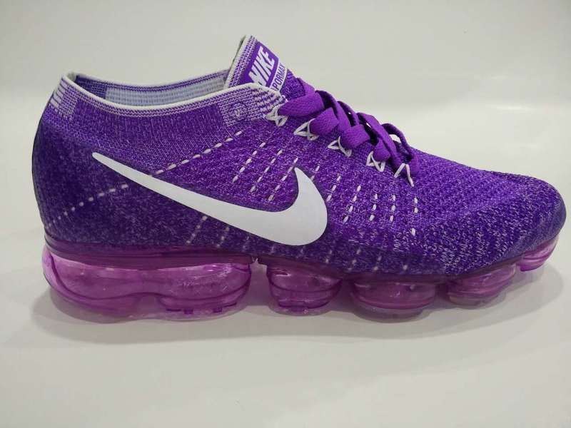 on sale aaf0a 7f7cf Genuine Nike Air VaporMax womens purple white | clothes &shoes ...