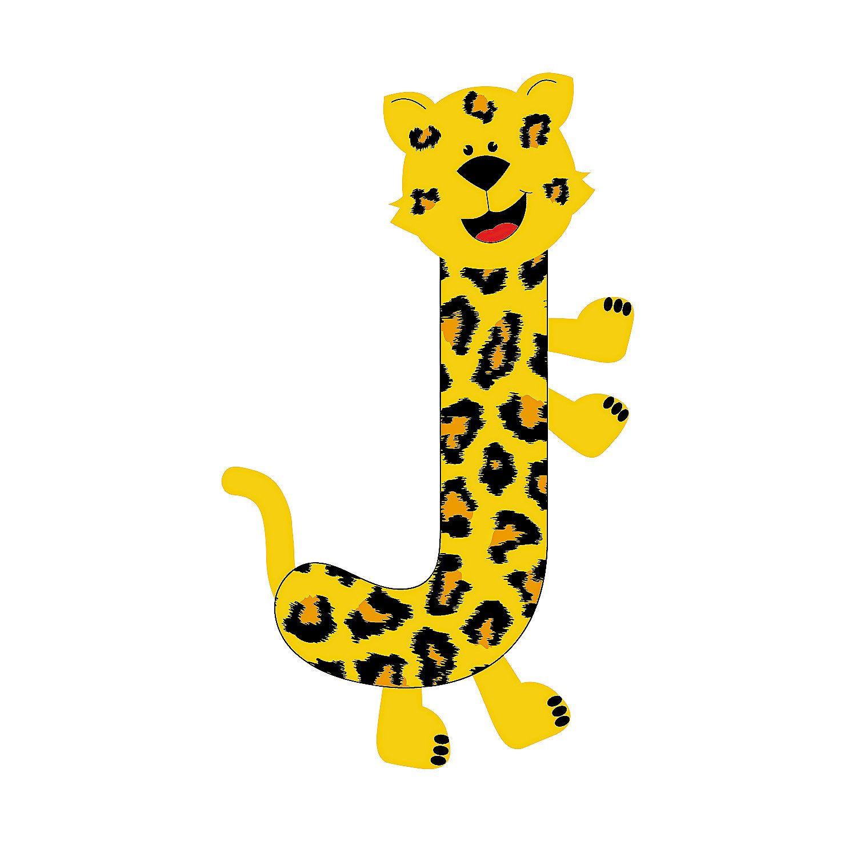 J Is For Jaguar Craft Kit