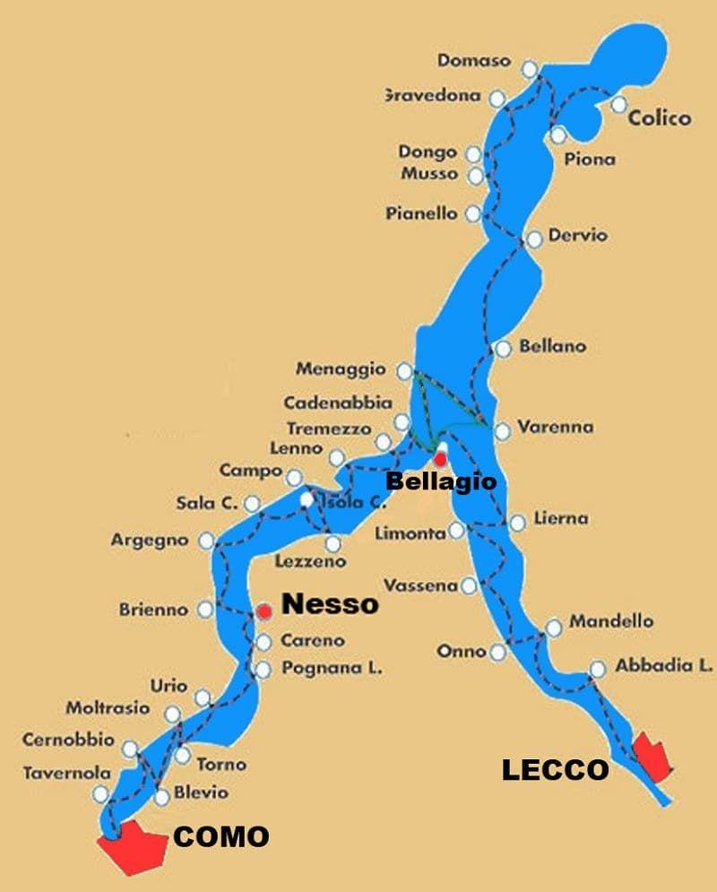 Visiter Le Lac De Come L Emblematique Lac De Lombardie Lac De