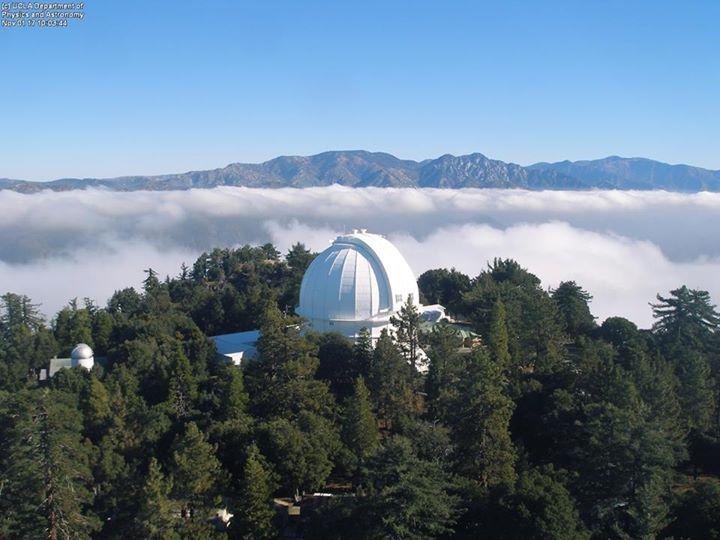 Mount Wilson Observatory Observatory Solar Telescope Mount Wilson