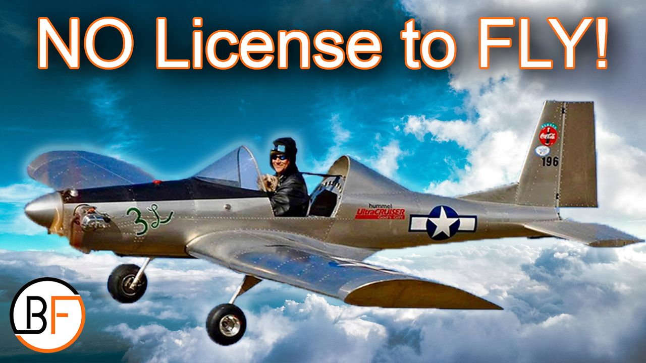 Are you interested in light sport aircraft? We are going