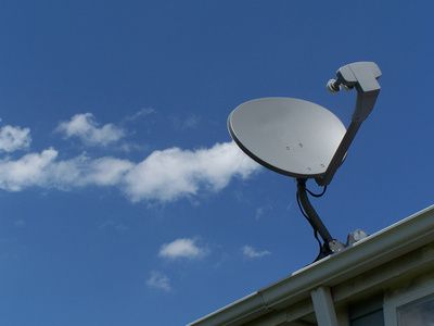 How to Turn a Satellite Dish Into a WiFi Antenna   Projects