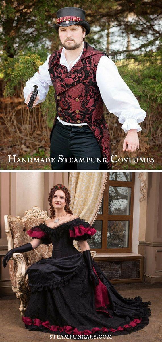 Handmade Steampunk Costumes Accessories Steampunk