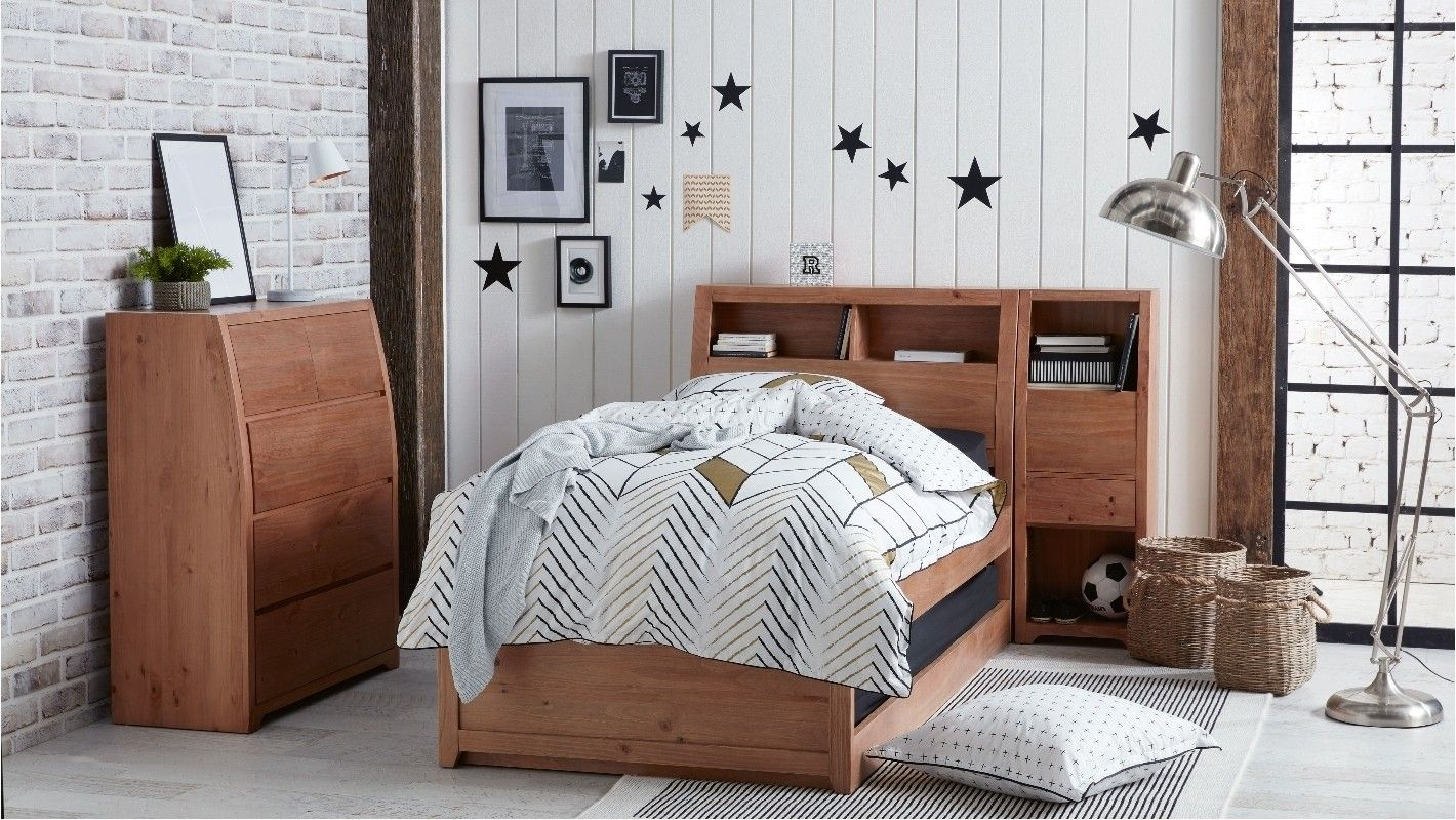 Sankara Single Bed King Single Bed