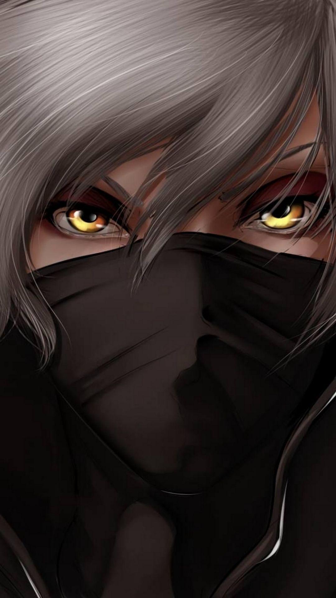 Anime Male Art Black Hair animefan animelove animeworld
