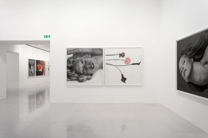 Gagosian Paris 2013 | Inez van Lamsweerde & Vinoodh Matadin