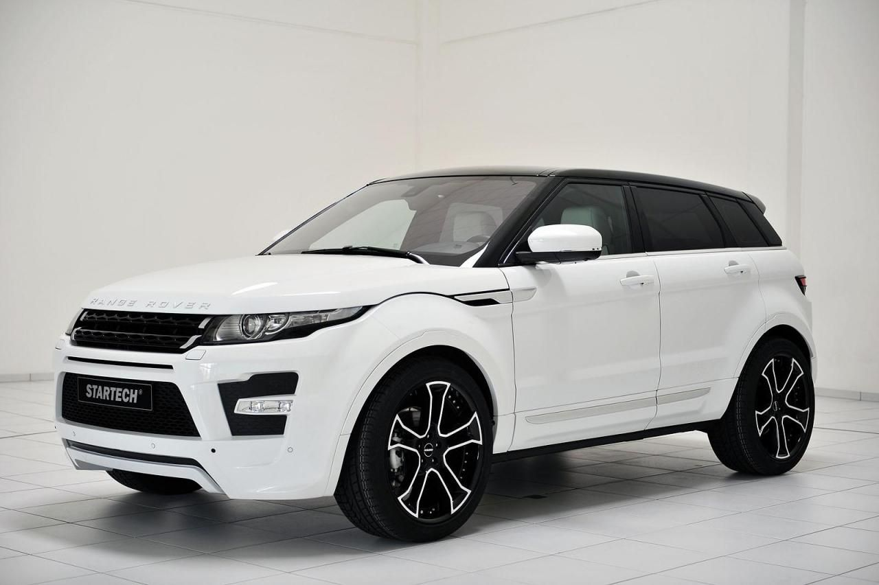 Range Rover Evoque от Startech | The Wants of My Life/ I\'m an old ...