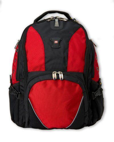 SwissGear Travel Gear ScanSmart Backpack 1900 - http://www.rekomande.com/swissgear-travel-gear-scansmart-backpack-1900/