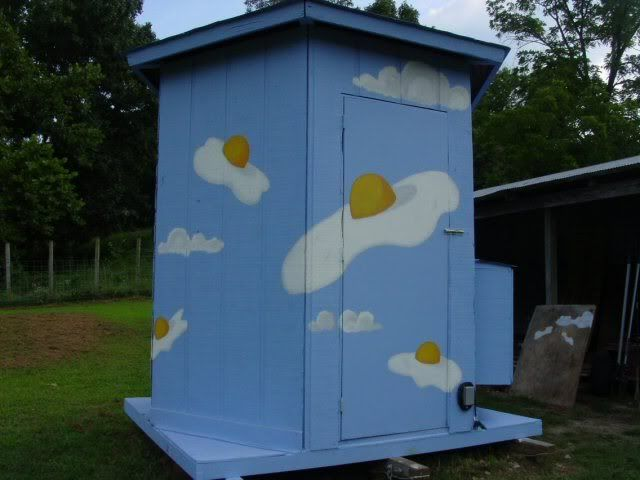 Number 20 Skill Level Out Of 10 1 Other Items Needed Paint Idea Type Painted Chicken Coop Design Eggs Chicken Coop Designs Coop Chicken Coop Run