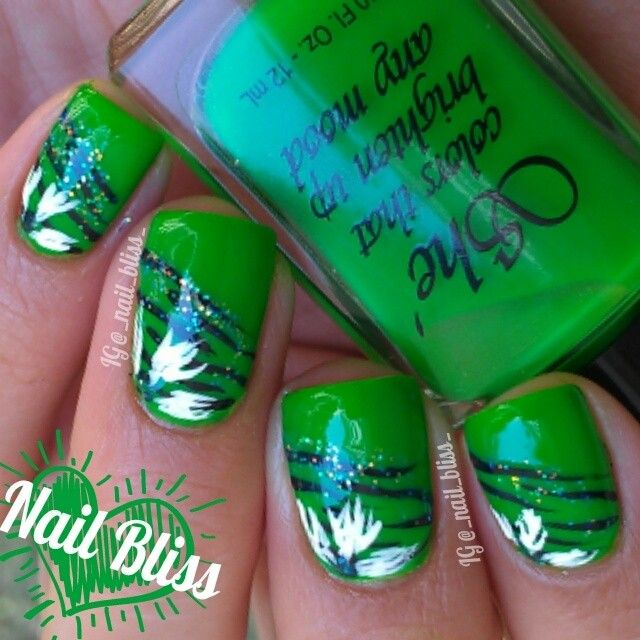 Pin by Cynthia Wells on Spring & Summer Nails   Pinterest   Bliss ...