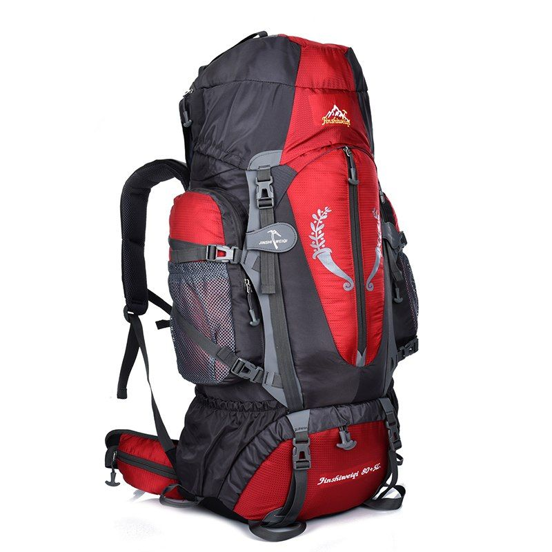 80c5f5f5b41f Buy Large 85L Outdoor Backpack Travel Multi-purpose climbing backpacks  Hiking big capacity Rucksacks camping sports bags