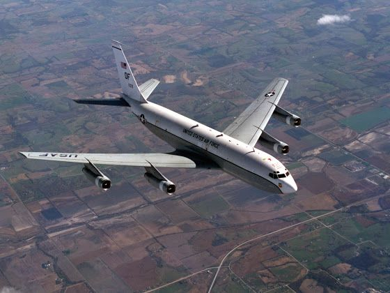 Us Flying Over Russia To Take Photos Under Open Skies Treaty