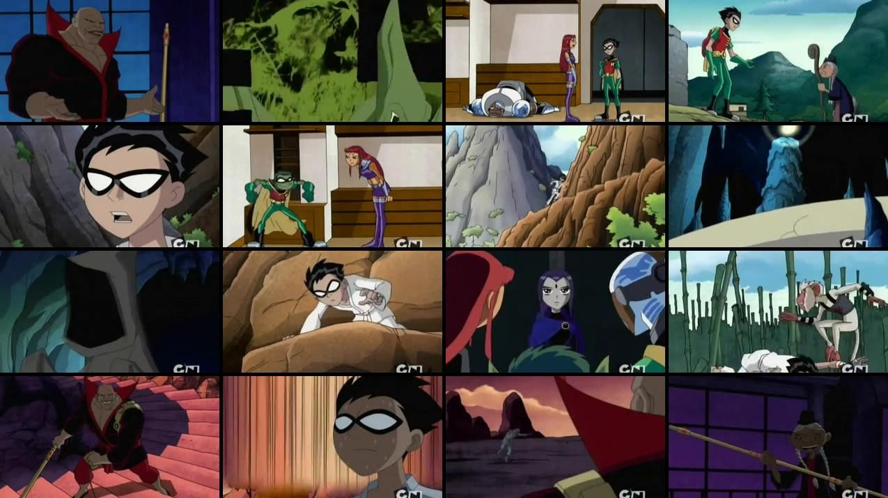 Watch Teen Titans Episode 44 English Subbedat Allwebtube -5580