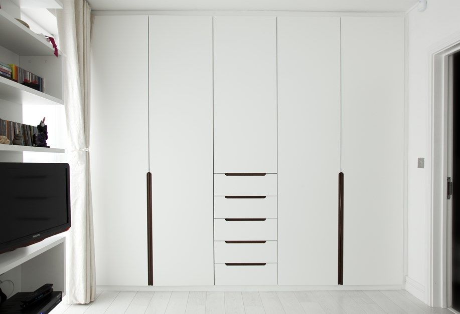 Not Normally A Fan Of Wardrobes Without Handles