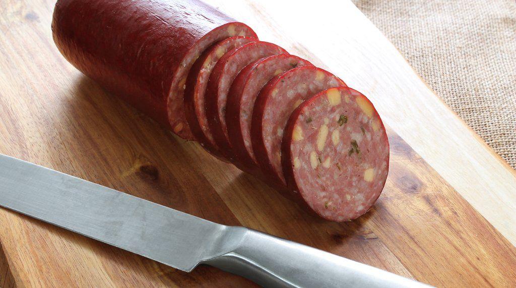 Jalapeno cheddar summer sausage recipe sausage summer