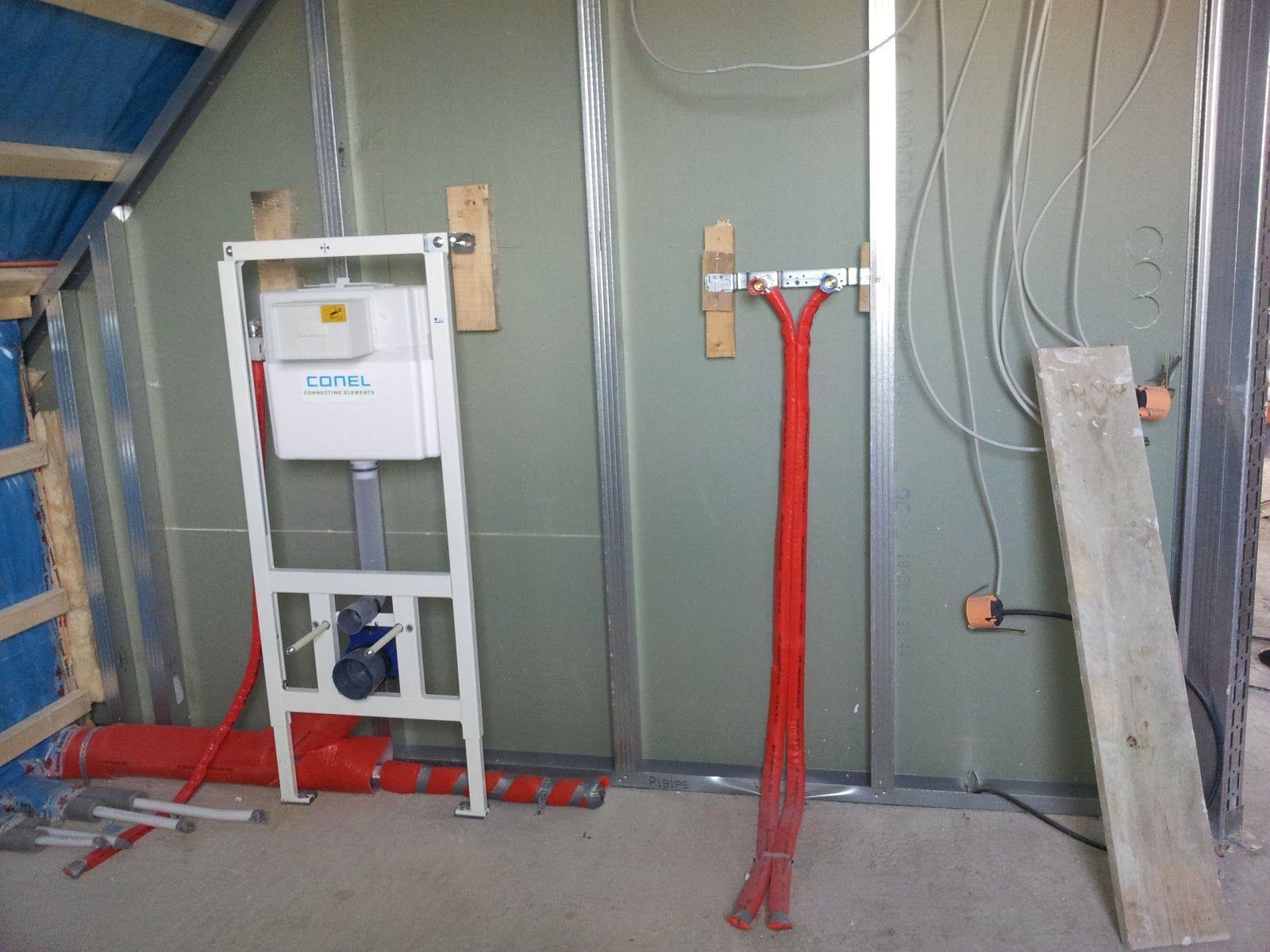 Trockenbau Dachgeschoss Badezimmer2 Jpg 1600 1200 Trockenbau Badezimmer Trockenbau Badezimmer