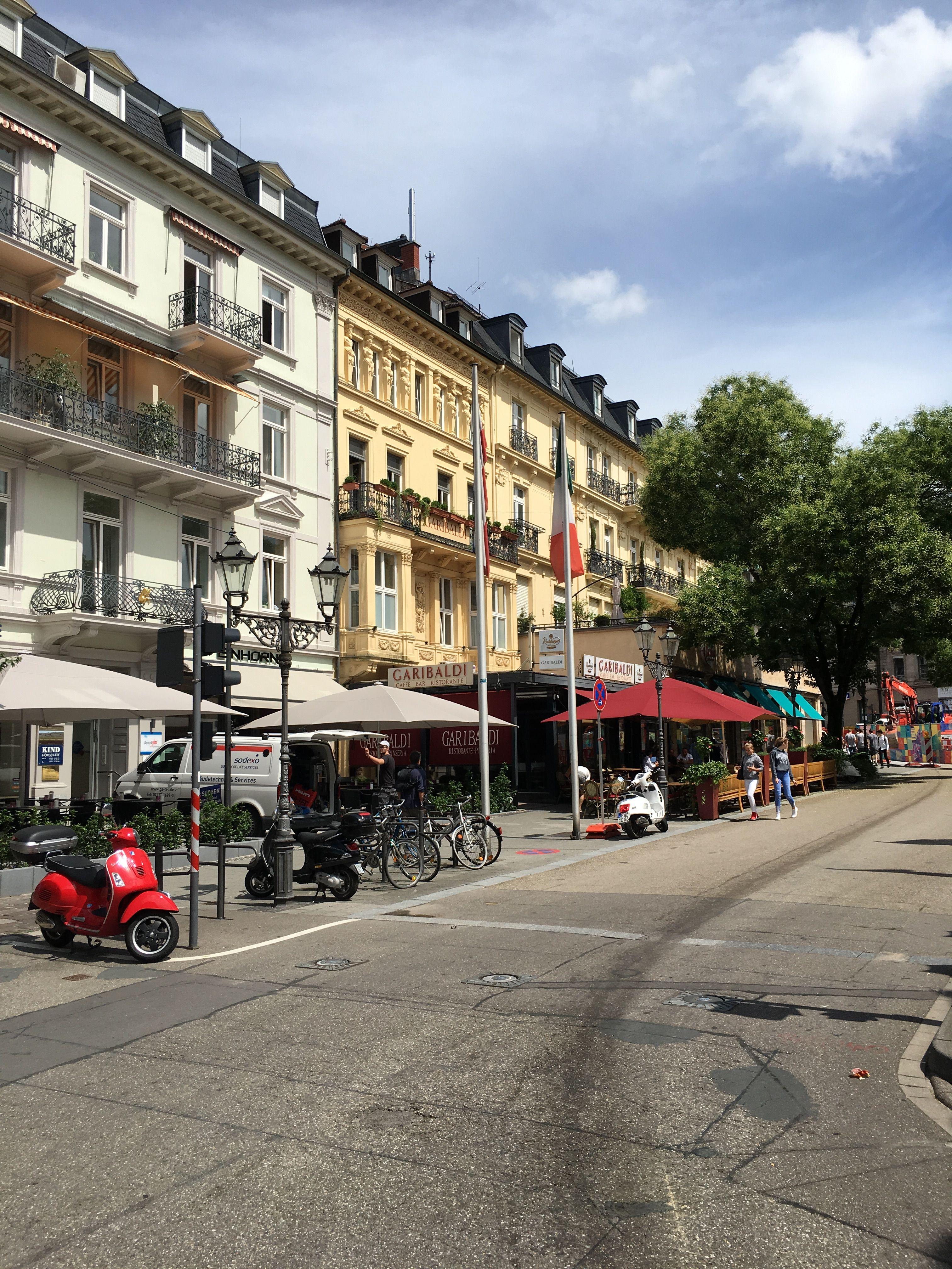 leopoldsplatz in baden baden just a few steps to the hotel am