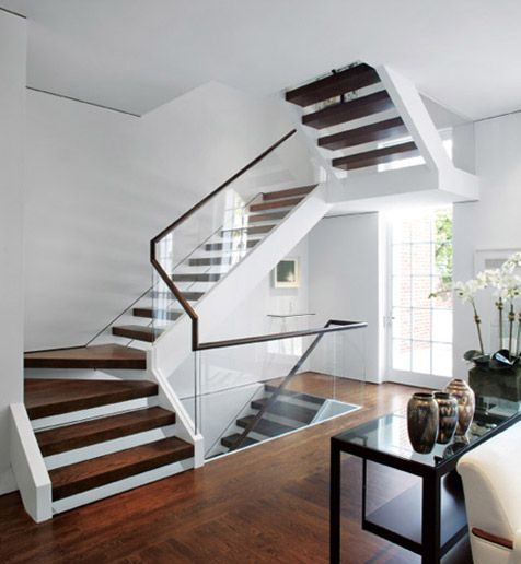 barandilla cristal no Pinterest Cristales, Escalera y Arquitectura