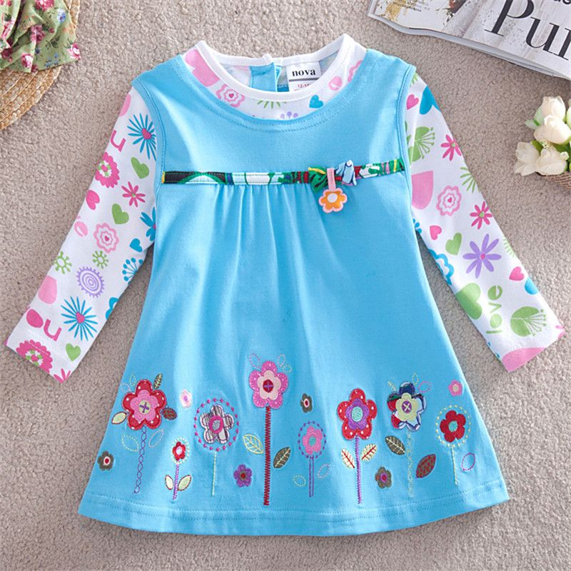 novatx blue girls dresses for girls clothes girl tutu party dress for kids princess costume children clothing H2762 #>=#>=#>=#>=#> Click on the pin to check out discount price, color, size, shipping, etc. Save and like it!