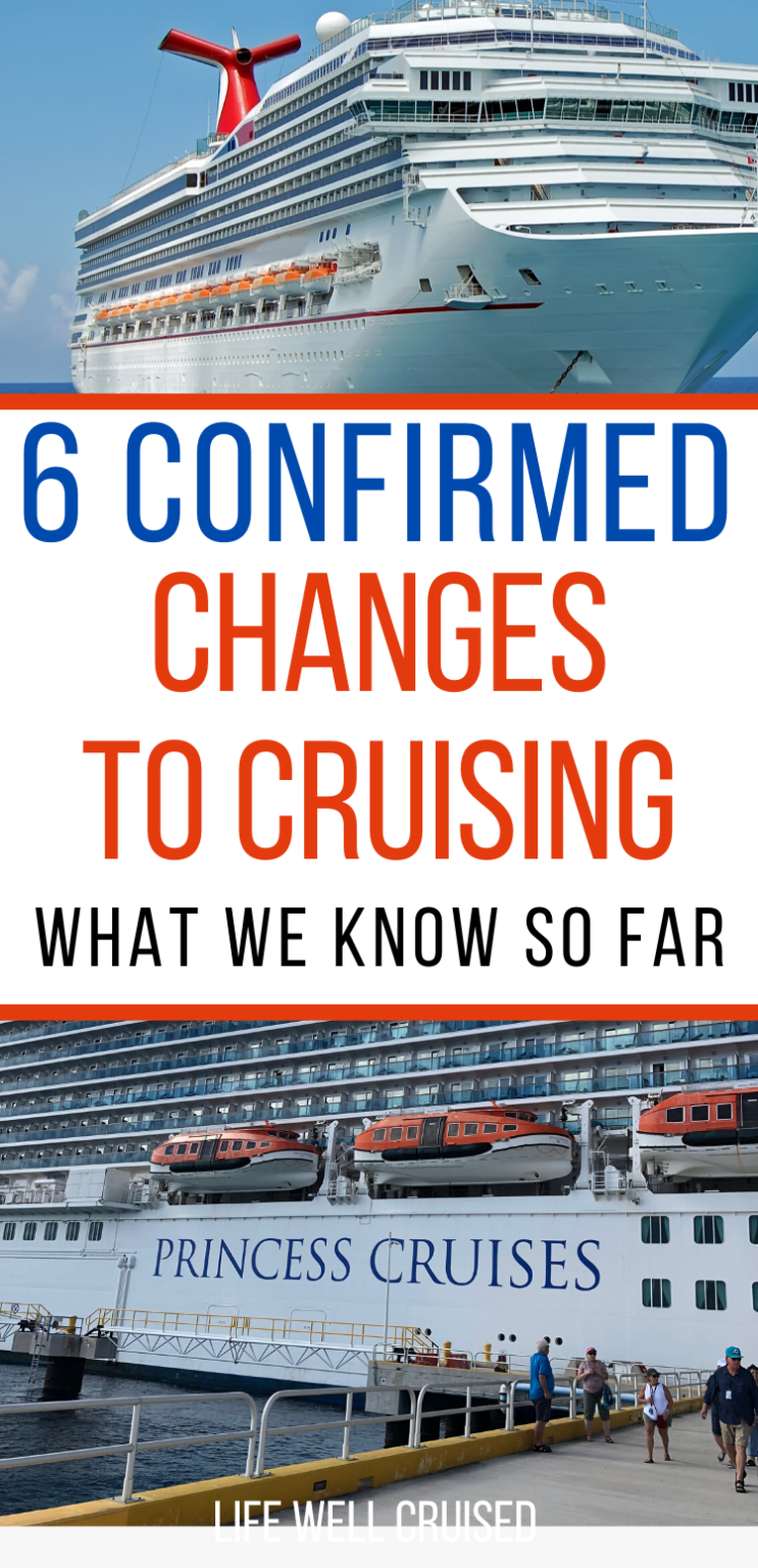 6 Ways Cruises Will Be Changing Once Cruising Resumes in