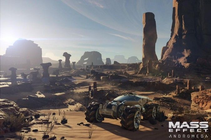 Mass Effect: Andromeda to come early for EA Access members