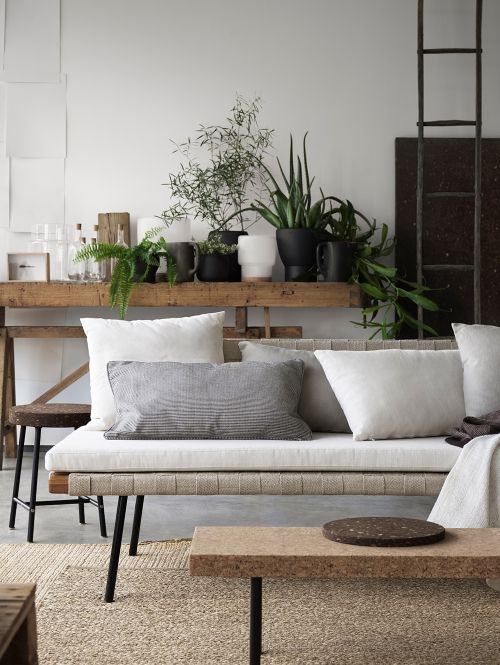 Sinnerlig ikea collection nordic style living room simple couch