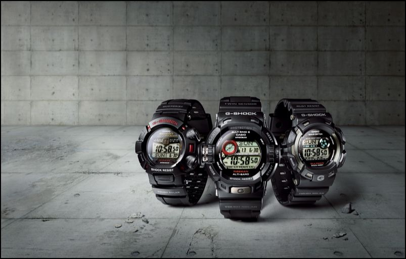1d278f955e The Comprehensive Guide to the Casio G-Shock   G Shock Watch Buying ...