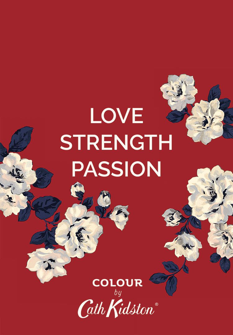 What Does The Colour Out Of Your Red Mean Love Strength And