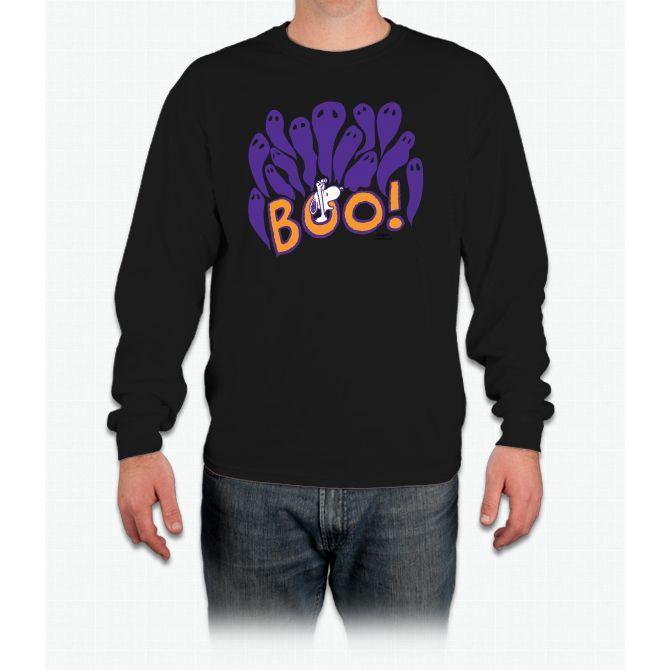 Snoopy Boo! Long Sleeve T-Shirt