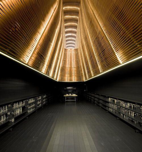 Cinema Center Madrid by Churtichaga+Quadra-Salcedo Arquitectos