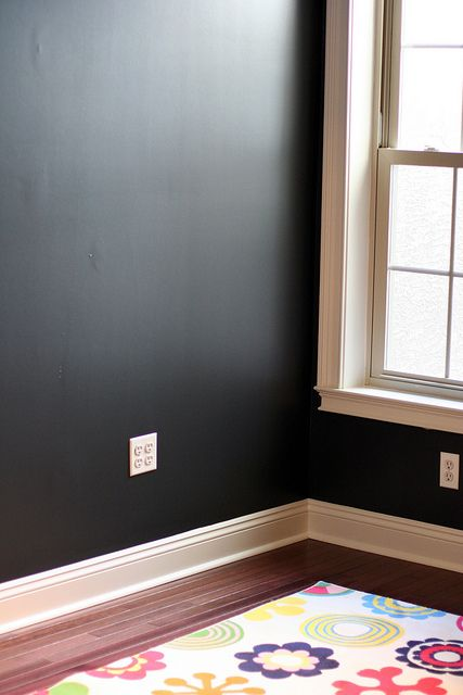 wall paint color is Iron Ore by Sherwin Williams (for our bedroom ...